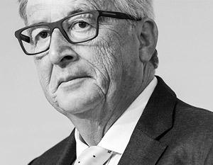 Председатель Еврокомиссии Жан-Клод Юнкер назвал Россию «большим объединением и гордой нацией»