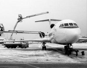 В аэропортах Москвы отменены 20 рейсов