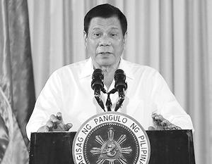 На президента Филиппин совершено покушение