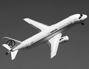 Государство продолжает стимулировать продажи Sukhoi Superjet 100