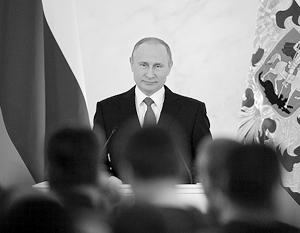 """Политика: Главным в послании президента стали слова о """"принципах справедливости"""""""