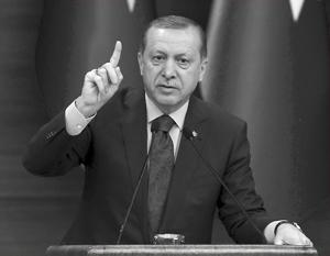 Эрдоган: Турция борется в Сирии исключительно с терроризмом