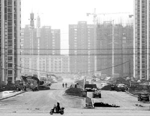 Вместе с сопутствующими бизнесами строительство отвечает за 20% ВВП Китая