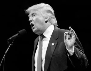 Трамп подтвердил отказ США от свержения режимов в других странах