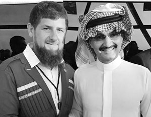 Рамзан Кадыров стал частым гостем в Саудовской Аравии