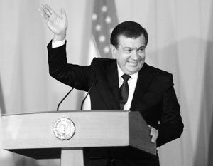 Мирзиеев победил на выборах президента Узбекистана