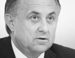Мутко предупредил о новой попытке атаки на российский спорт