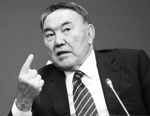 Нурсултан Назарбаев заявил о колониальном прошлом Казахстана