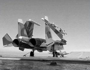 СМИ: В аварии Су-33 на «Адмирале Кузнецове» виновен пилот