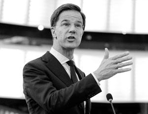 FT: Нидерланды пригрозили потопить соглашение ЕС об ассоциации с Украиной