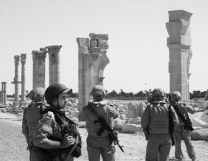 Для атаки на Пальмиру боевики ИГИЛ вновь использовали джихад-мобили