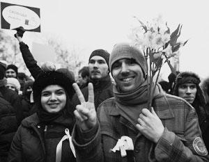 Исполняется пять лет с начала митингов на Болотной площади