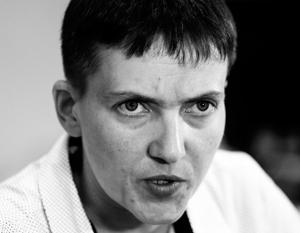 Надежда Савченко в очередной раз посетила Донбасс, чем сильно разозлила коллег по Раде