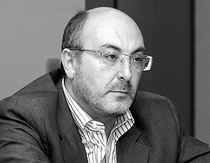 Cовладелец концерна «Тракторные заводы» Михаил Болотин