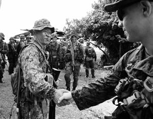 Соглашение США и Японии о военном сотрудничестве допускает и появление американских военных на Южных Курилах, если острова «вернут»