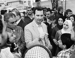 Дамаск прекрасно понимает, что главным фронтом теперь становится экономический