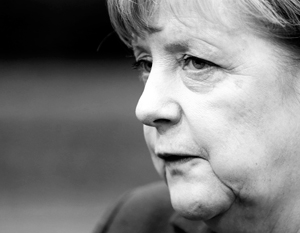 Политика: Из Меркель не получился лидер «свободного мира»