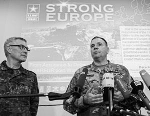 США открыли в Нидерландах военный комплекс для размещения танковой бригады