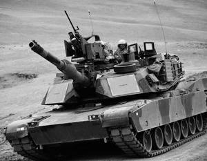 Западные СМИ: США возвращают танки в Европу из-за «напористой России»