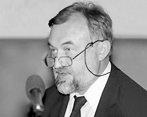 Руководитель Росприроднадзора МПР России Сергей Сай
