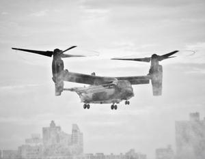 Китай разработает конкурента американскому конвертоплану V-22 Osprey