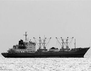 Российские моряки освобождены из плена нигерийских пиратов