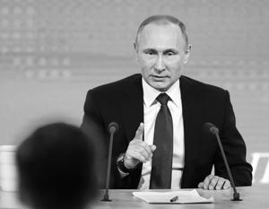 Владимир Путин объяснил, как он решит вопрос своего участия в новых президентских выборах
