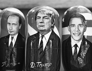 Американские журналисты готовы приписать Трампу любой бред, а Путину – любые мнимые преступления