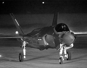 Глава Lockheed Martin пообещала Трампу снизить стоимость F-35