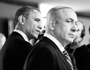 В случае с Израилем и Украиной Обама стал вести очень странную игру