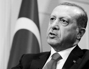 США и их союзники в Сирии «поддерживают все террористические группировки» – и курдов, и ИГИЛ, заявил Эрдоган