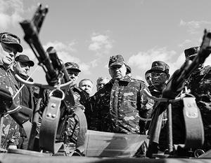 «Я убежден, что 2017 год станет переломным», – пообещал Турчинов
