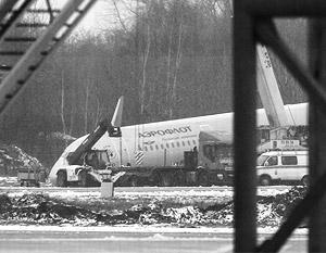 После недавней катастрофы Ту-154 в Сочи даже небольшая авария «Аэробуса» в Калининграде вызвала у пассажиров болезненную реакцию