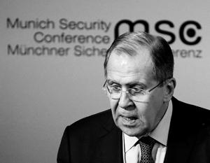 Сергей Лавров не устает объяснять, что большинство проблем Запад создает себе сам