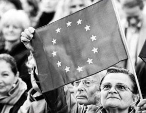 России интересней иметь дело с Европой, у которой нет американского зонтика