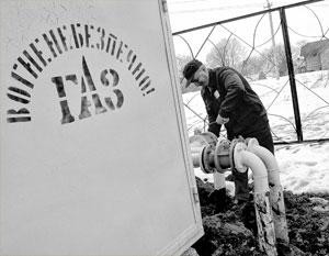 В ответ «Нафтогаз» заявляет о подготовке Россией очередного газового кризиса с целью давления на Евросоюз