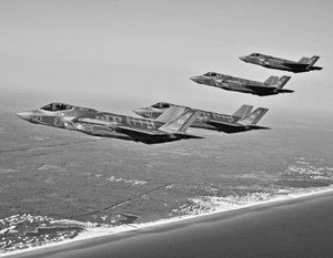 США направили в Японию истребители F-35