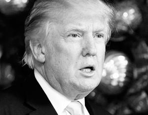 Трамп назвал вброс «компромата» проявлением «охоты на ведьм»