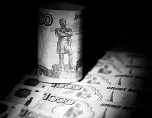 Экономика: Отложенные на черный день резервы России быстро истощаются