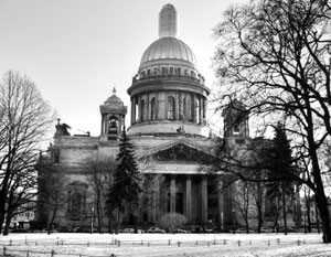 Исаакиевский собор Санкт-Петербурга будет передан в безвозмездное пользование Русской православной церкви