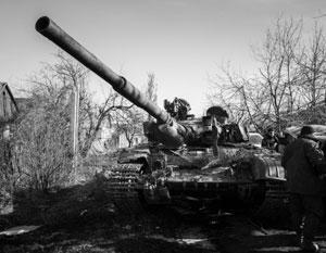 Тиллерсон поддержал предложение поставок Украине летальных вооружений