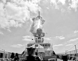 Сейчас в России все новейшие корабли и подводные лодки оснащаются крылатыми высокоточными ракетами «Калибр»