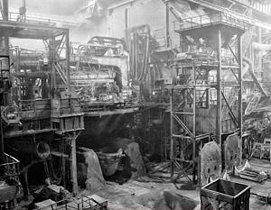 ДНР готовится запустить Юзовский металлургический завод