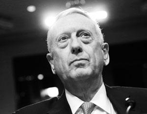 Конгресс США одобрил кандидатуру Мэттиса на пост главы Пентагона