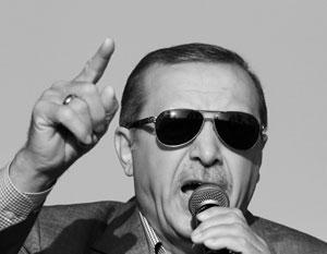 Турецкий парламент одобрил переход на президентскую форму правления