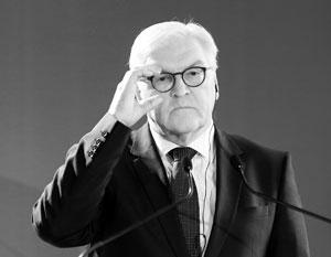 Штайнмайер сообщил о беспокойстве НАТО в связи с заявлениями Трампа