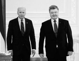 Байден сравнил путь Украины к демократии с полетом на Луну