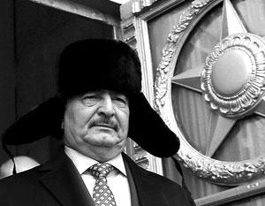 Британские СМИ: Россия вооружит ливийского мятежного генерала
