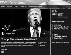 Эксперты: «Би-би-си» используется как европейский инструмент для атаки на Трампа