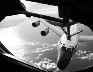Самолеты трех стран провели разведку у границ Калининградской области